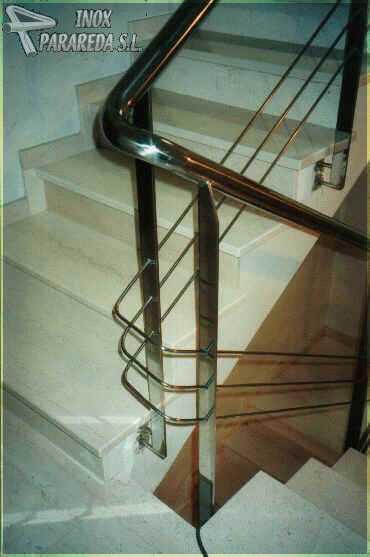 Barana escala interior barandilla escalera interior - Barandilla escalera interior ...